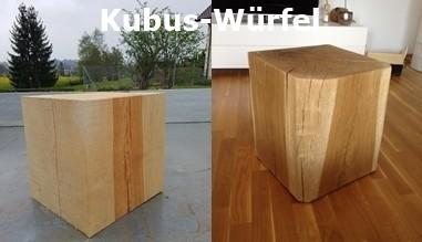 Kubus-Würfel